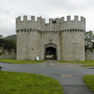 Picture - Entrance to the Conwy Castle.