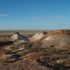 Picture - The Breakaways, Coober Pedy.