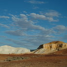 Picture - The landscape around Coober Pedy.