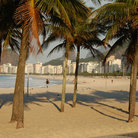 Picture - Copacabana beach.
