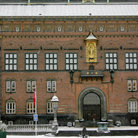 Picture - Kobenhavn's City Hall.