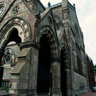 Picture - Old south church in Copley Square, Boston.