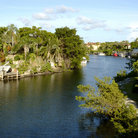 Picture - Waterway in Coral Gables.