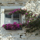 Picture - The village of Afionas on Corfu.