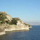 Picture - Old fort in Corfu.