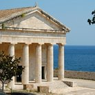 Picture - St. John temple in the Old Fortress of Corfu.