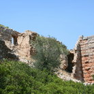 Picture - Ruins near Corinth.