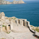 Picture - The Minack Theatre where the Summer Festival is held each year.