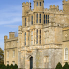 Picture - Exterior of Coughton Court in Alcester.