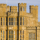 Picture - Window's at Coughton Court in Alcester.