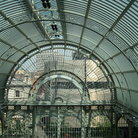 Picture - Floral Hall in the Royal Opera House in London.