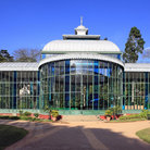 Picture - The Crystal Palace in Petropolis.