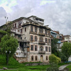 Picture - Old architecture of Cuenca.