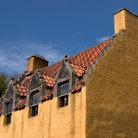 Picture - Detail of the Culross Palace.