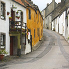 Picture - A typical street in Culross.