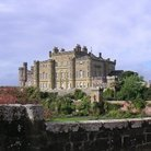 Picture - The imposing Culzean Castle.