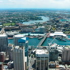 Picture - Darling Harbour overview, Sydney.