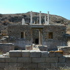 Picture - Archeological site of Delos.