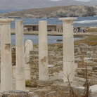 Picture - Columns at Delos.
