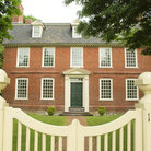 Picture - Front view of 18th Century Derby House in Salem.