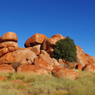 Picture - Devil's Marbles.
