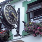 Picture - Old clock in Dingle.