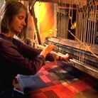 Picture - Weaving in Dingle, County Kerry.
