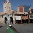 Picture - El-Fna square in Marrakech.
