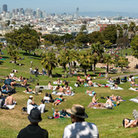 Picture - Dolores Park, San Francisco.