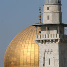 Picture - Golden Dome of the Rock, Jerusalem.