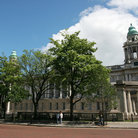Picture - The City Hall in Belfast.