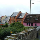 Picture - Street in the village of Doolin.