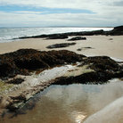 Picture - Low tide at Dornoch.