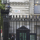 Picture - Priminsters House on Downing Street.