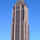 Picture - Bank of America building in downtown Atlanta.