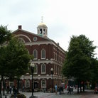 Picture - Faneuil Hall in Boston, MA.