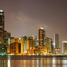 Picture - Downtown Miami.
