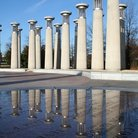 Picture - Carillon Bell Towers at Bicentennial Mall in Nashville.