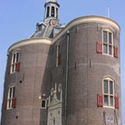 Picture - Dromedaris Tower in Enkhuizen.
