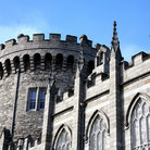 Picture - The Powder Tower and the Chapel Royal of the Dublin Castle.
