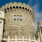 Picture - Tower of the Dublin Castle.