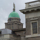 Picture - Dome of the Dublin Custom House.
