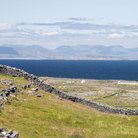 Picture - View of the ocean from Dun Aonghasa in the Aran islands.