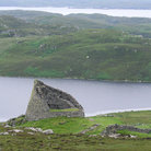 Picture - Dun Carloway Broch on the Isle of Lewis.