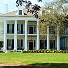 Picture - Dunleith Mansion c.1856, a national historical landmark in Natchez.