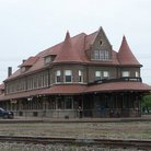Picture - Durand Union Station in Durand, MI.