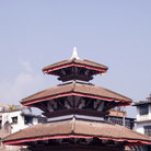 Picture - Trilokya Mohan Narayan temple located in Durbar Sqaure, Kathmandu.