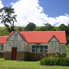 Picture - An old church on the East Cape.