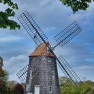 Picture - Old Hook Mill, East Hampton, Long Island.