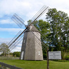 Picture - Gardiner Windmill, East Hampton, Long Island.